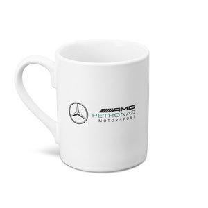 Mercedes Mercedes Logo Mok Wit