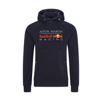 Red Bull Racing Logo Hoody Blauw 2020