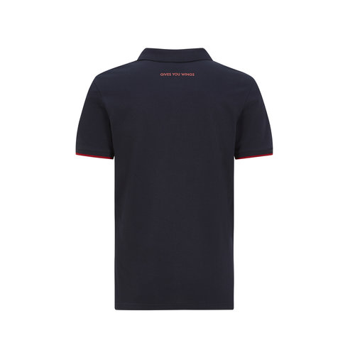 Red Bull Racing Red Bull Racing Classic Polo Blauw