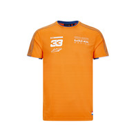 Red Bull Racing Max Verstappen Kids Shirt Oranje