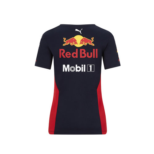 Red Bull Racing Red Bull Racing Teamline Dames Shirt 2020