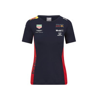 Red Bull Racing Teamline Dames Shirt 2020