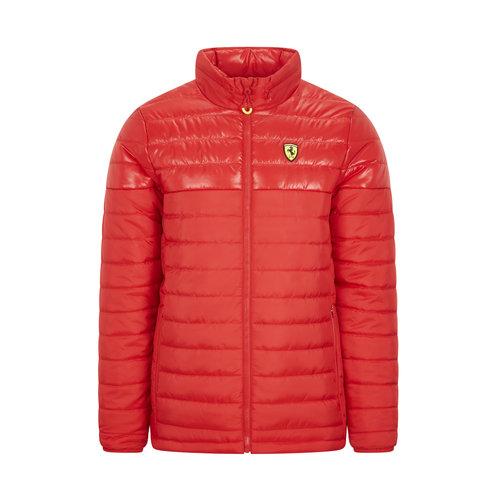 Ferrari Ferrari Padded Jacket Rood