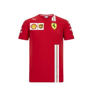 Ferrari Ferrari Teamline Kids Shirt 2021