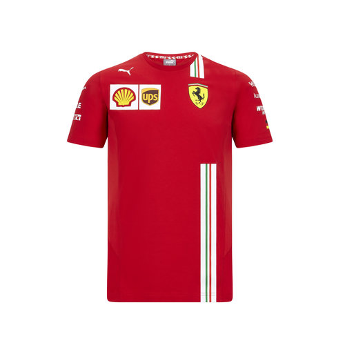Ferrari Ferrari Teamline Kids Shirt 2020