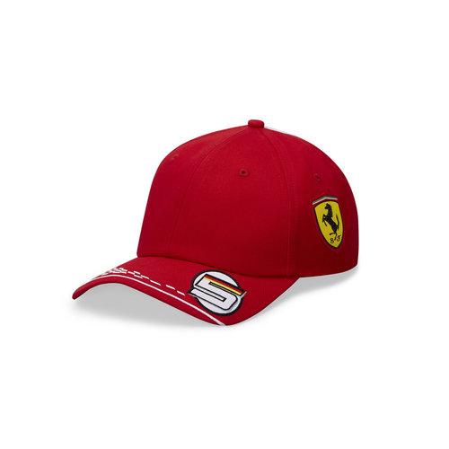 Ferrari Ferrari Vettel Cap 2020