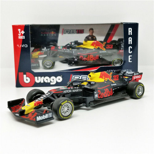 Red Bull Racing RB15 Burago Max Verstappen 1:43