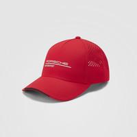 Porsche Logo Cap Rood 2020