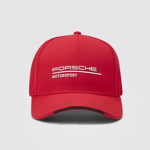 Porsche Porsche Logo Cap Rood 2020