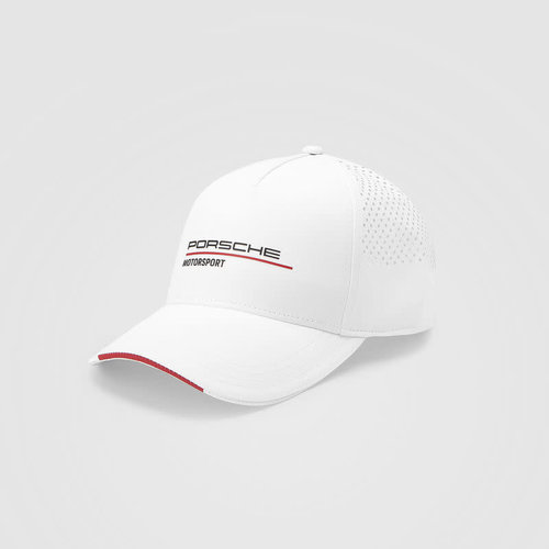 Porsche Porsche Logo Cap Wit 2020