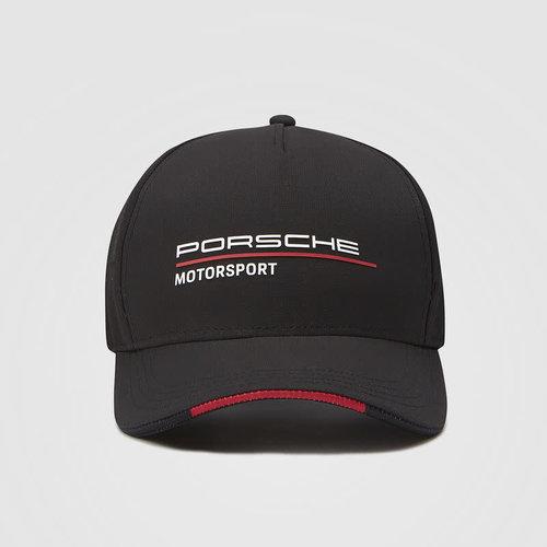 Porsche Porsche Logo Cap Zwart 2020