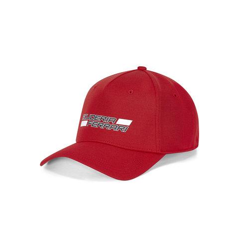 Ferrari Ferrari Logo Cap Rood