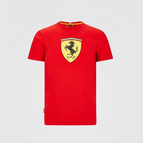 Ferrari Ferrari Logo Tee 2020