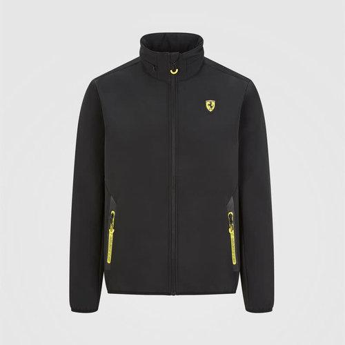 Ferrari Classic Softshell Zwart 2020