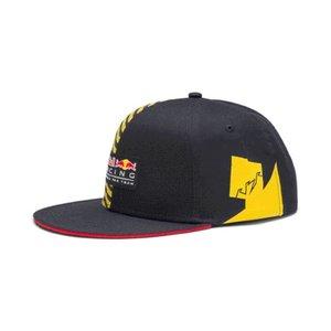 Red Bull Racing Red Bull Racing Cap Geel Blauw 2020