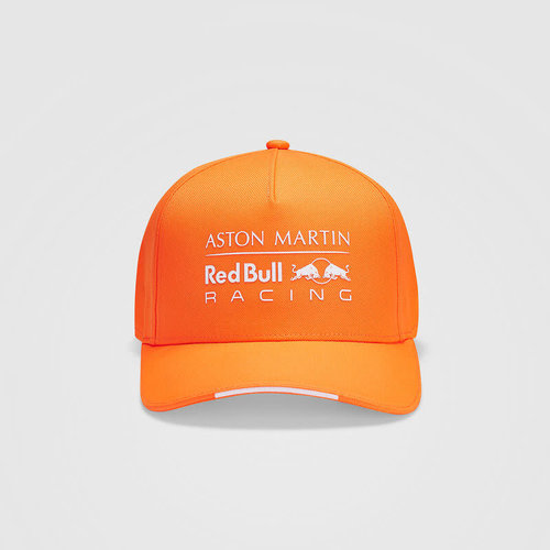 Red Bull Racing Red Bull Racing Oranje Cap Kids