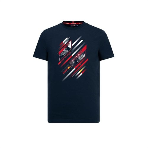 Red Bull Racing AMRBR FW MENS ACCELERATE GRAPHIC TEE