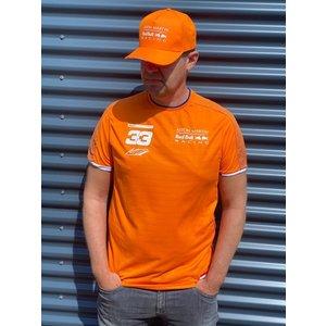 Red Bull Racing Red Bull Racing Max Verstappen Shirt Oranje