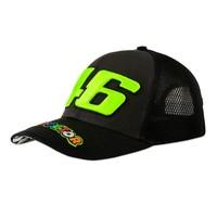 VR46 MENS RACE TRUCKER CAP 2020