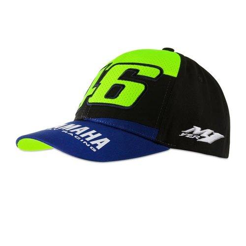 Valentino Rossi VR46 MENS RACING CAP BLUE 2020