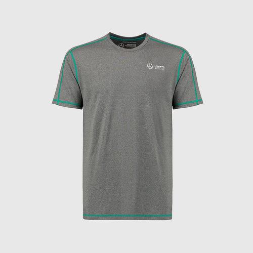 Mercedes Mercedes Performance T-shirt Grijs