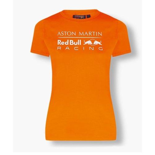 Red Bull Racing Oranje Shirt Dames 2020
