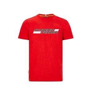 Ferrari Ferrari Scuderia Logo tee