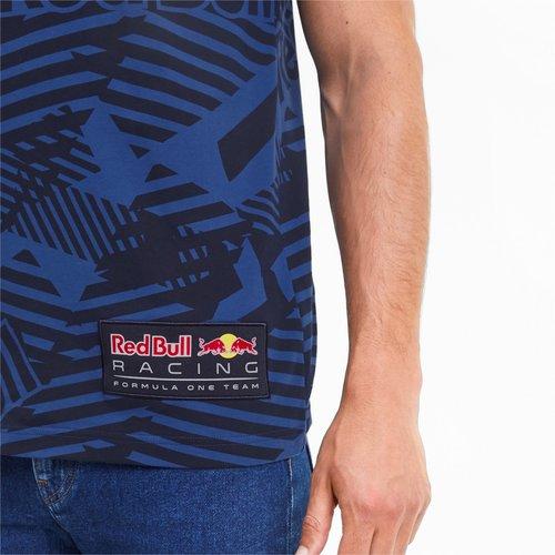 Red Bull Racing Red Bull Racing ACP Tee Blauw 2020