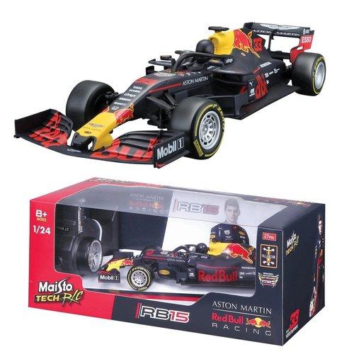 Red Bull Racing Max Verstappen Afstandsbestuurbare RB15 1/24