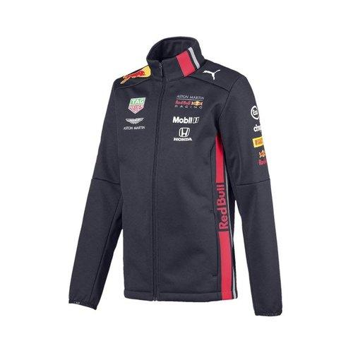 Red Bull Racing RBR Kids Teamline Softshell
