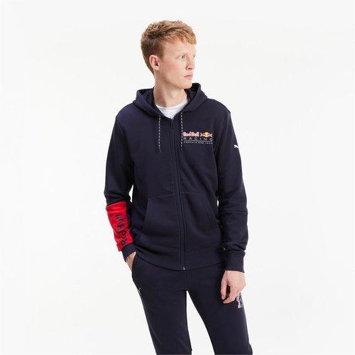 Red Bull Racing Red Bull Racing Lifestyle Hoody Blauw 2020