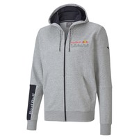 Red Bull Racing Lifestyle Hoody Grijs 2020