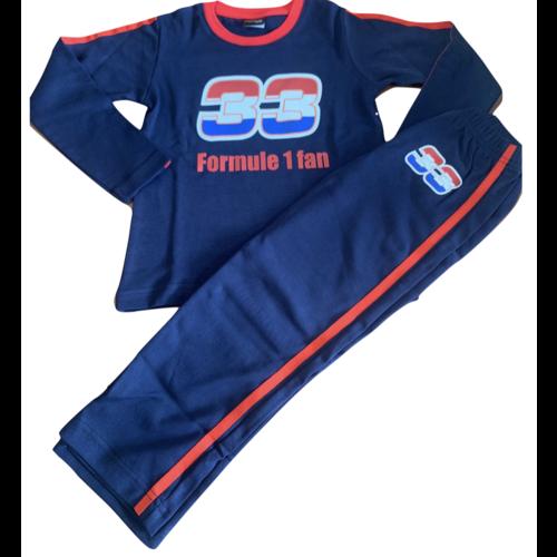Pyjama 33 Blauw