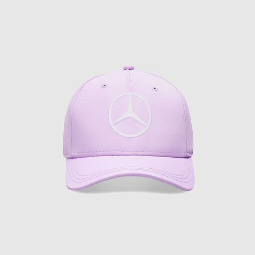 Mercedes Lewis Hamilton Cap SE Barcelona 2020 Purple