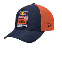 KTM Trucker Baseball Cap Blauw Oranje
