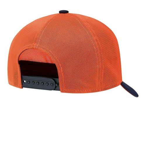 KTM KTM Trucker Baseball Cap Blauw Oranje