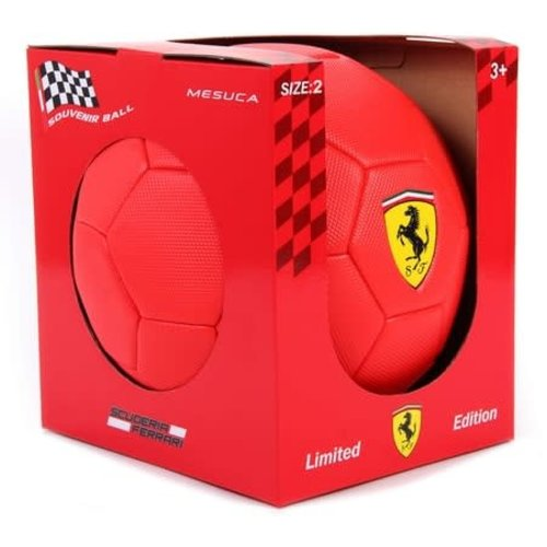 Ferrari Ferrari Voetbal Maat 3 Rood