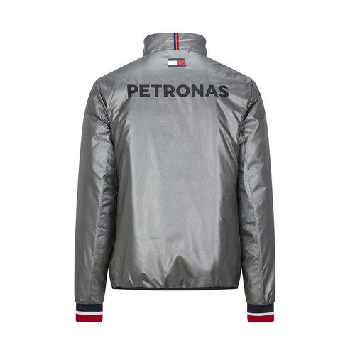 Mercedes Mercedes Padded Jacket Zilver
