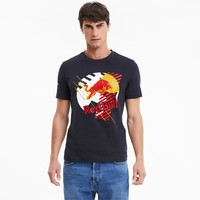 Red Bull Racing Dynamic T-shirt Blauw