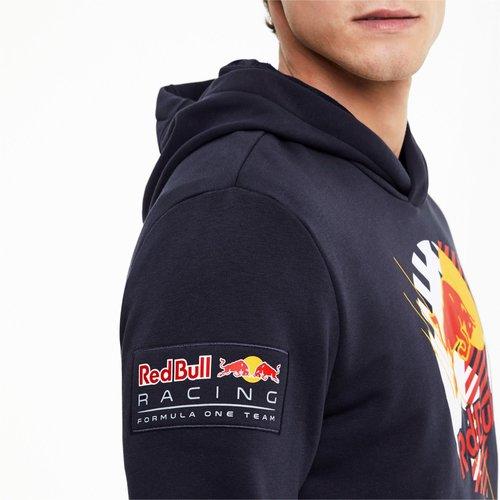 Red Bull Racing Red Bull Racing Dynamic Bull Hoody Blauw