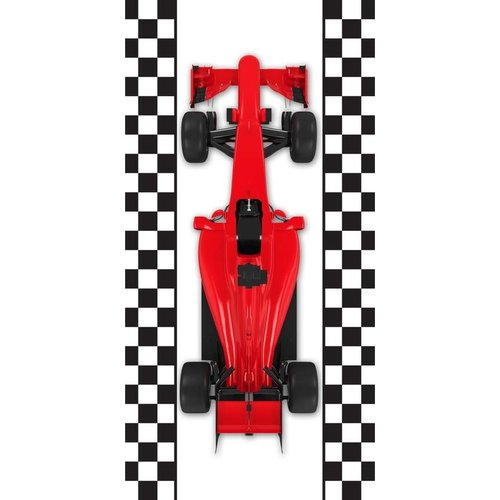 Formule 1 Strandlaken / Badhanddoek
