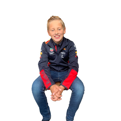 Red Bull Racing Red Bull Racing Teamline Kids Softshell 2020
