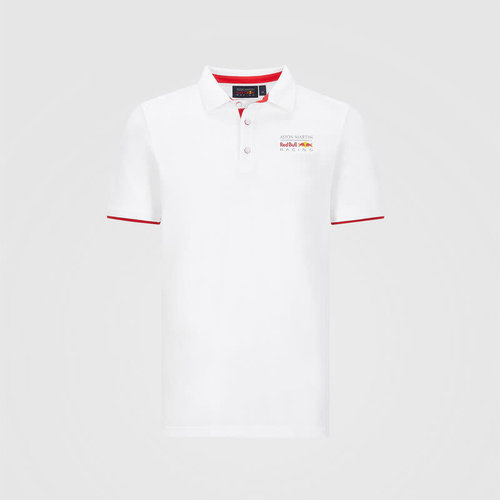 Red Bull Racing Classic Polo Wit 2020