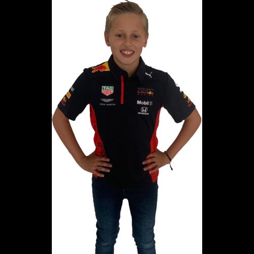 Red Bull Racing Red Bull Racing Teamline Kids Polo 2020