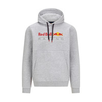 Red Bull Racing Hoody Logo  grijs 2021
