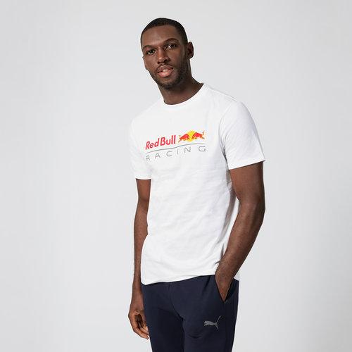 Red Bull Racing Red Bull Racing Logo T-shirt wit 2021
