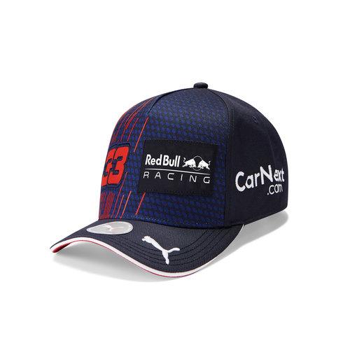 Red Bull Racing Max Verstappen 33 cap 2021 Bolle klep