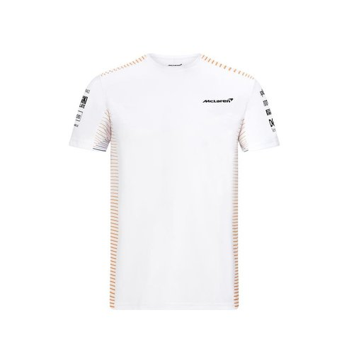 MCLaren MCLAREN RP Mens Team T-shirt 2021 wit