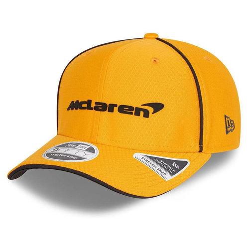 MCLaren MCLAREN 2021 TEAM CAP ORANJE BB