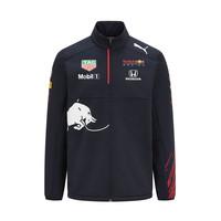 Red Bull Racing Teamline Kids Softshell Jack 2021
